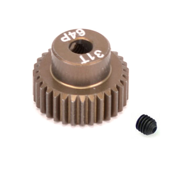 16431 - SMD 31 Tooth 64DP Pinion Gear for 1/10th and 1/12 Pan Car