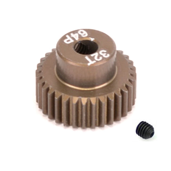 16432 - SMD 32 Tooth 64DP Pinion Gear for 1/10th and 1/12 Pan Car