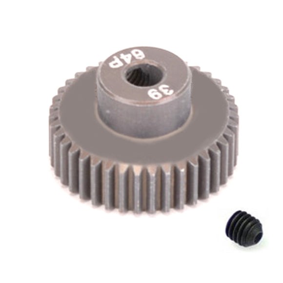 16439 - SMD 39 Tooth 64DP Pinion Gear for 1/10th and 1/12 Pan Car