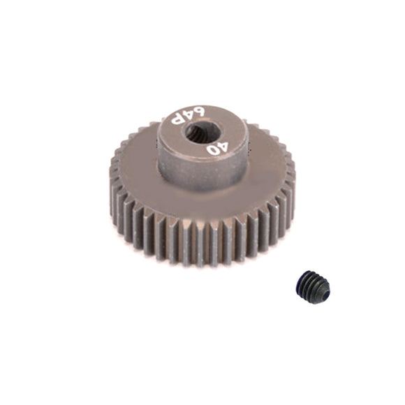 16440 - SMD 40 Tooth 64DP Pinion Gear for 1/10th and 1/12 Pan Car