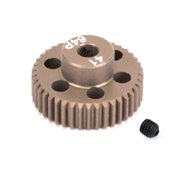 16441 - SMD 41 Tooth 64DP Pinion Gear for 1/10th and 1/12 Pan Car