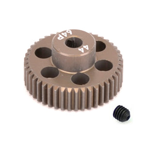 16444 - SMD 44 Tooth 64DP Pinion Gear for 1/10th and 1/12 Pan Car