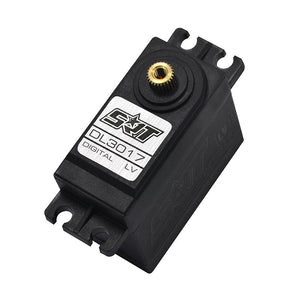 SRT DL3017 LV DC Servo 15.5KG - 0.17 sec at 6v - Composite Case