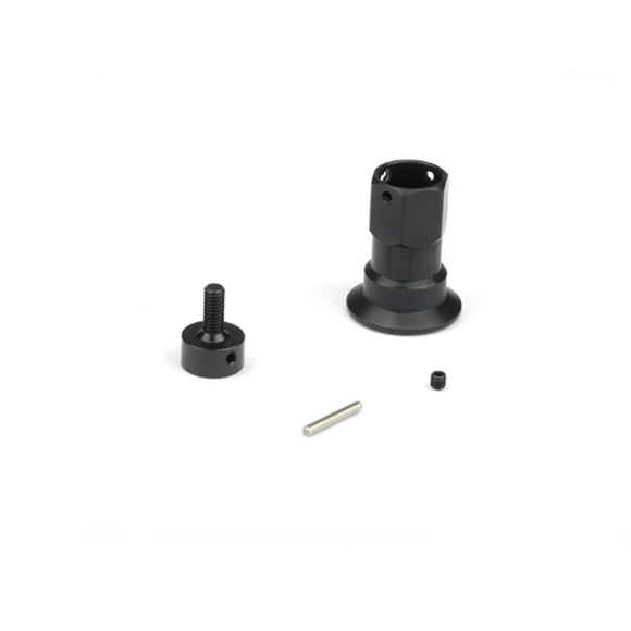 CARISMA CRF REAR WHEEL HUB SET(RIGHT)