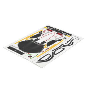 CARISMA PAGANI ZONDA R STICKER SHEET
