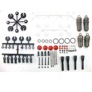 Hong Nor #387 - 16mm Big Bore Shock Set (not include shock Spring)