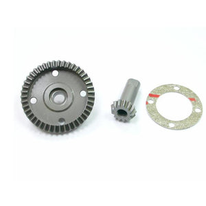 Hong Nor X1S-56 - Helical gear set for X1CR and CRT 1small, 1 large