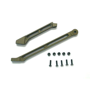 Hong Nor X2S-07 - CNC 7075 Chassis Brace, X2 CR