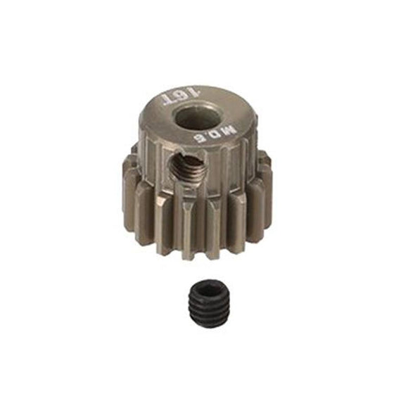 16 Tooth 0.6 Module Pinion Gear