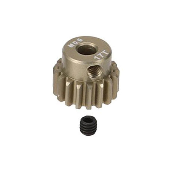 17 Tooth 0.6 Module Pinion Gear