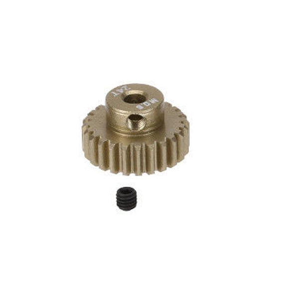 24 Tooth 0.6 Module Pinion Gear