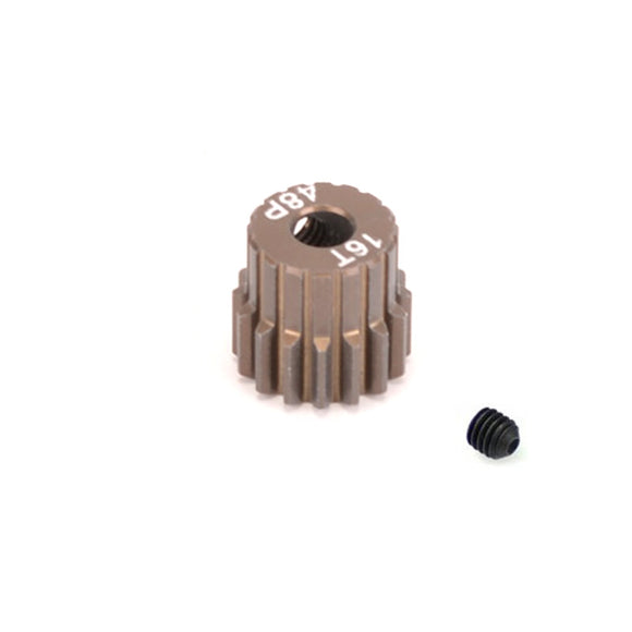 14816 - SMD 48dp 16T pinion gear for 1/10th Car