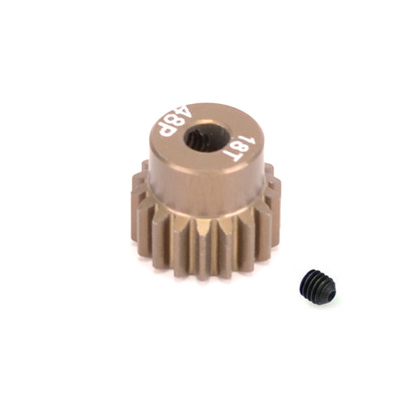 14818 - SMD 48dp 18T pinion gear for 1/10th Car