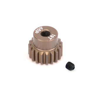 14819 - SMD 48dp 19T pinion gear for 1/10th Car