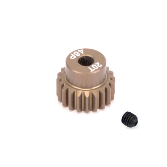 14820 - SMD 48dp 20T pinion gear for 1/10th Car