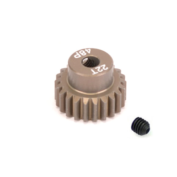 14822 - SMD 48dp 22T pinion gear for 1/10th Car