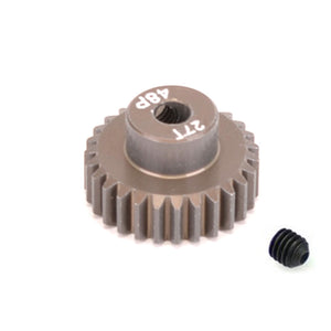 14827 - SMD 48dp 27T pinion gear for 1/10th Car