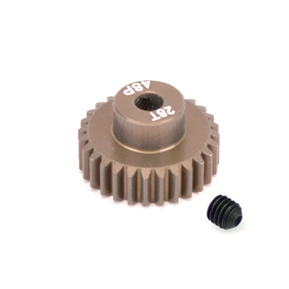 14828 - SMD 48dp 28T pinion gear for 1/10th Car