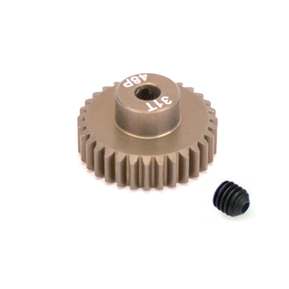 14831 - SMD 48dp 31T pinion gear for 1/10th Car