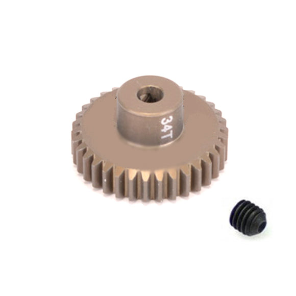 14834 - SMD 48dp 34T pinion gear for 1/10th Car