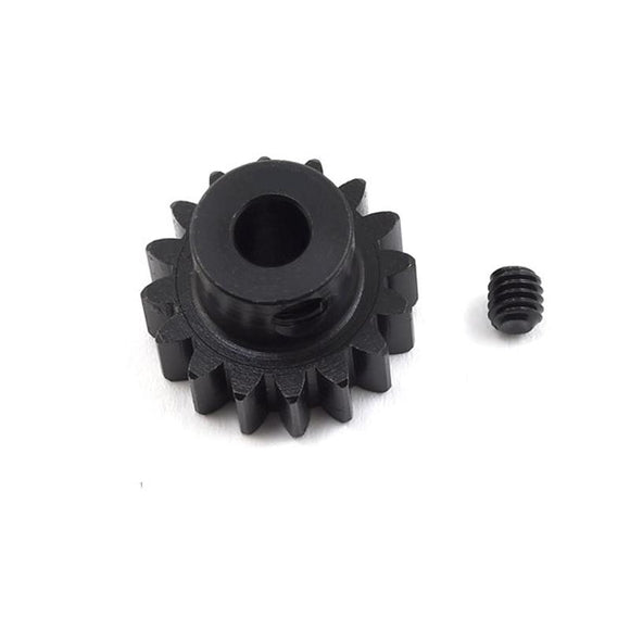 1M115 - SMD 15 tooth Mod 1 pinion gear 5.0mm shaft