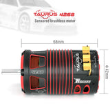 Surpass Taurus 4268 2700KV 1/8th on road 68mm Brushless Motor