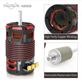 Surpass Taurus 4268 2000KV 1/8th on road 68mm Brushless Motor