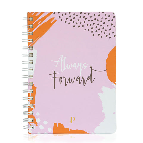 Always Forward A5 Notebook