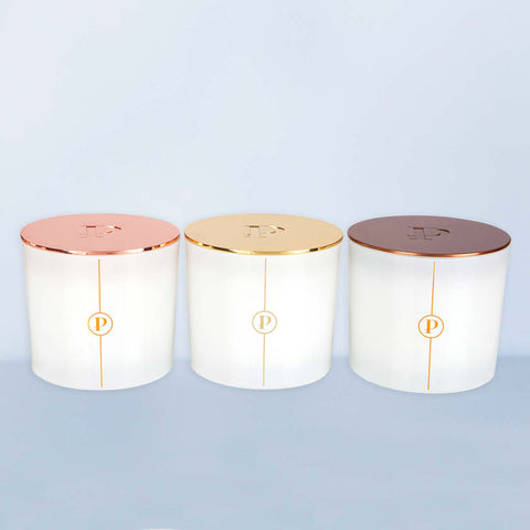 The Triple Candle Collection