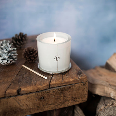 Warming Winter Pine Candle