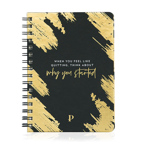 When You Feel Like Quitting... A5 Notebook