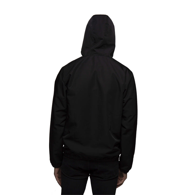 KNIGHT WINDBREAKER - BLACK