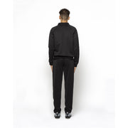 """NONE OF US ARE SAINTS"" TRACKSUIT - BLACK"