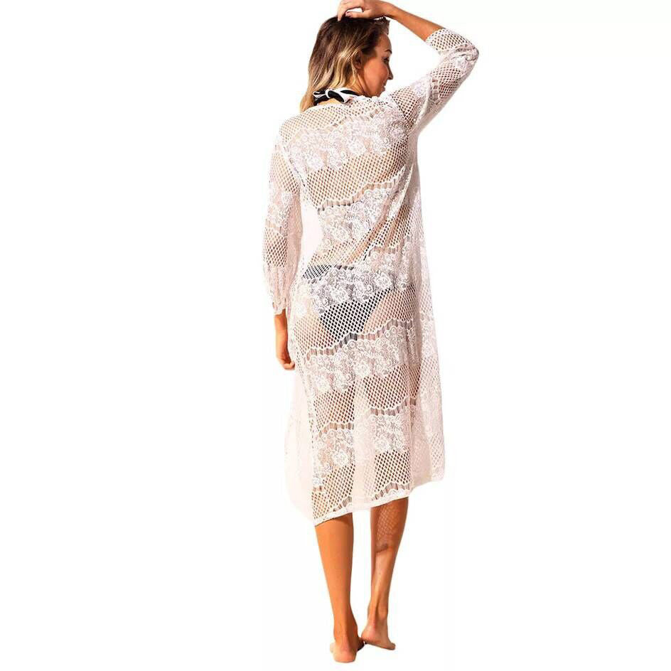 ba15d41b76 Women Fashion Lace Bathing Dress Swim Cover-ups S-XL – DML47