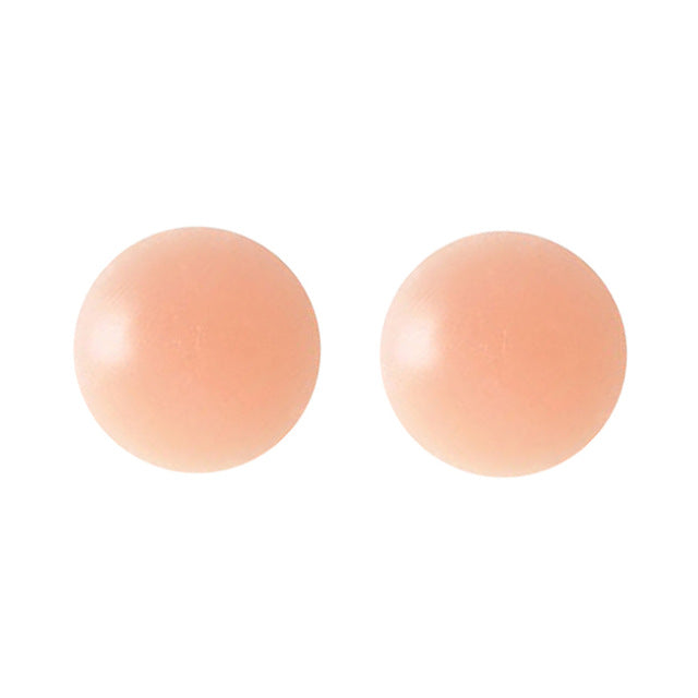 e954034e8d4 1 Pair Diameter 6 cm Hot Reusable Invisible Self Adhesive Silicone Breast  Chest Nipple Cover Breast