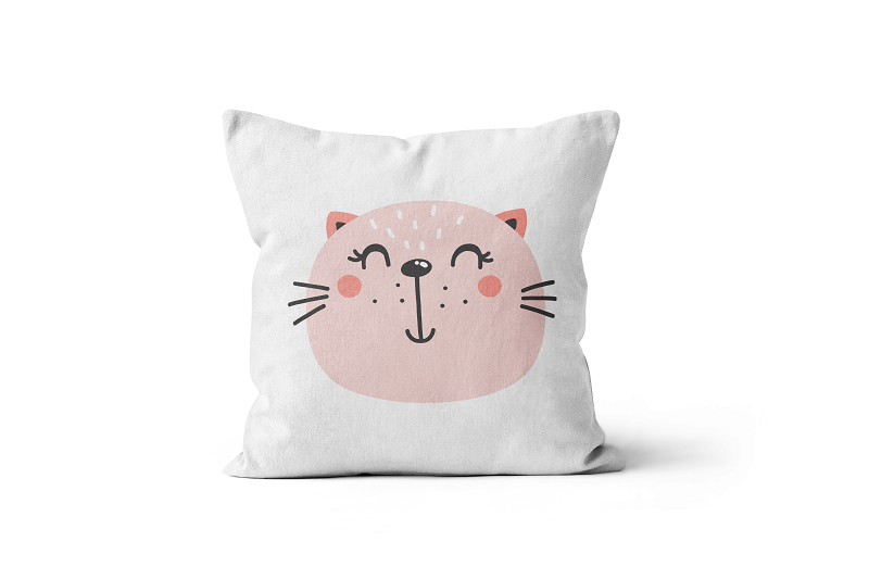 Cat Scatter Cushion
