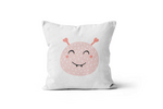 Pink Alien Scatter Cushion