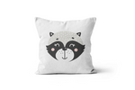 Racoon Scatter Cushion
