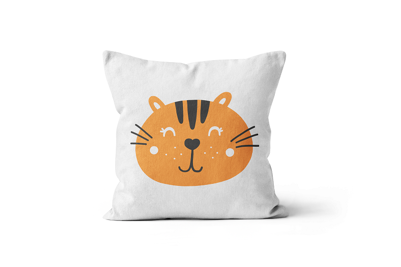 Tiger Scatter Cushion