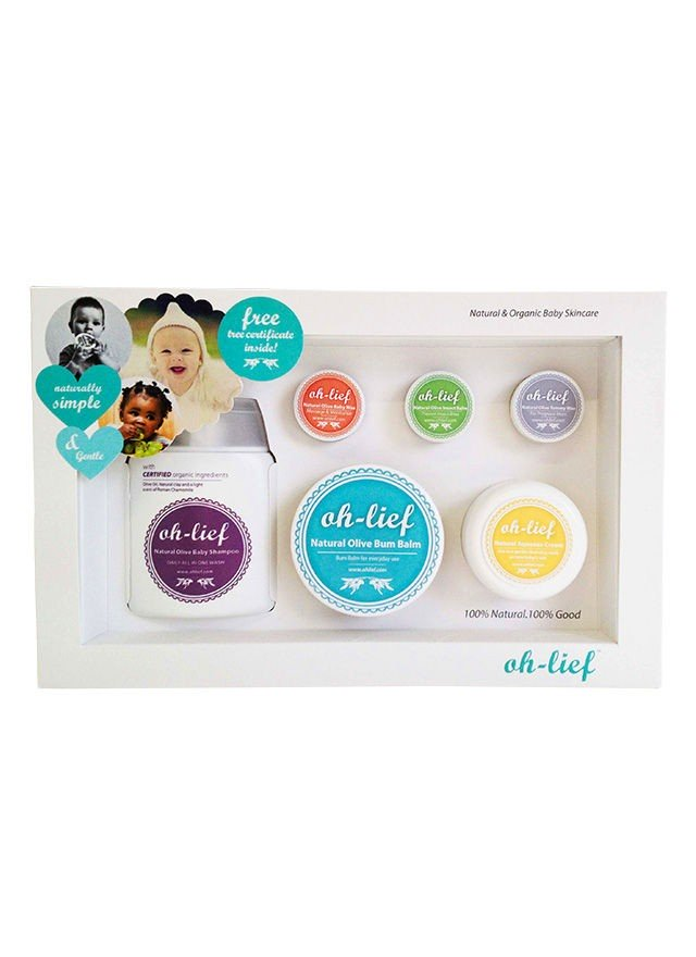 Oh-Lief Baby Box - 6 Products