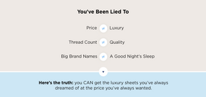 Slumber 100% Egyptian Cotton_Banner_you_have_lied_to