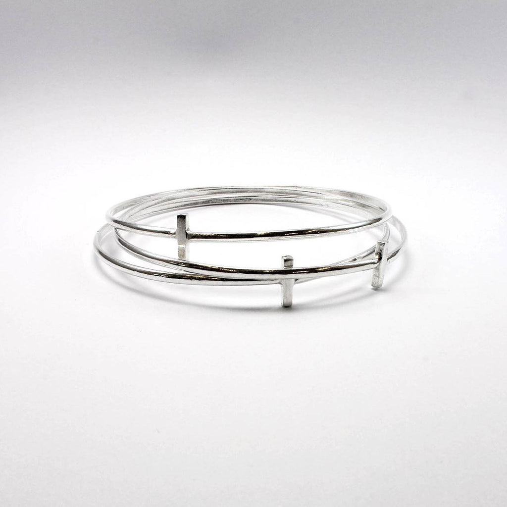 Positive Bangle Set