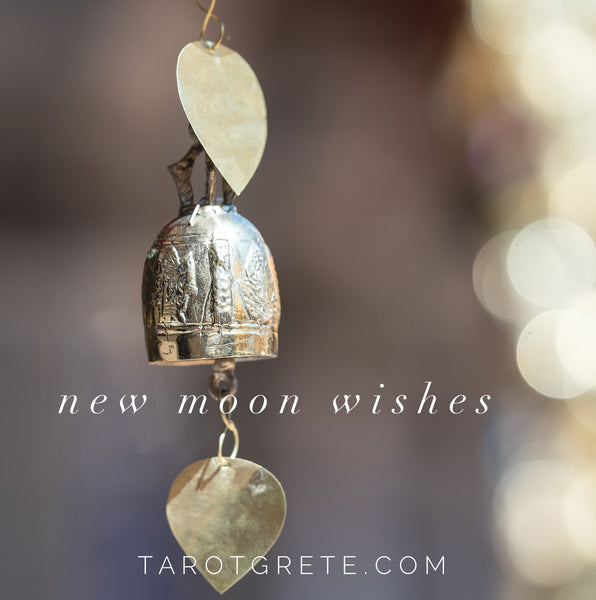 Wishing on the New Moon