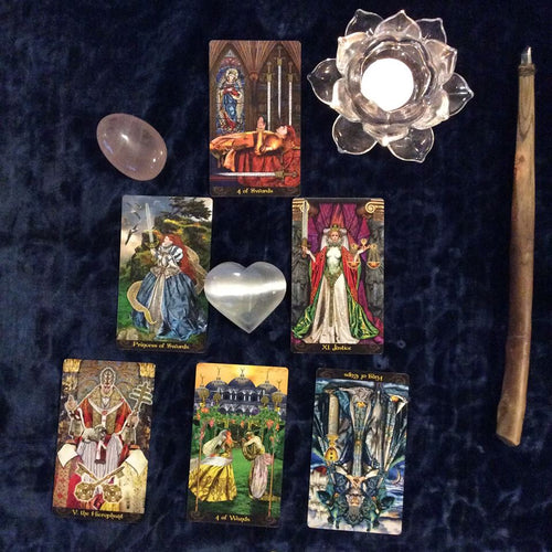 Tarot Session