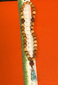 Tulsi bead Mala SOLD OUT