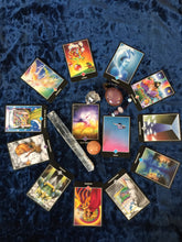 Load image into Gallery viewer, Tarot Reading Sessions - Blue & Tansy