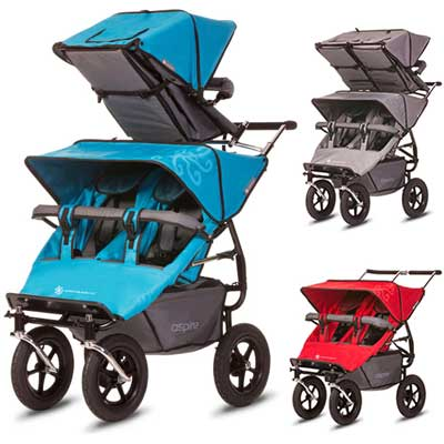 What Barnnet says about Adventure Buggy Co. triple and quad strollers in Sweden