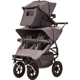 Triple Stroller by Adventure Buggy Co. with reclining seat