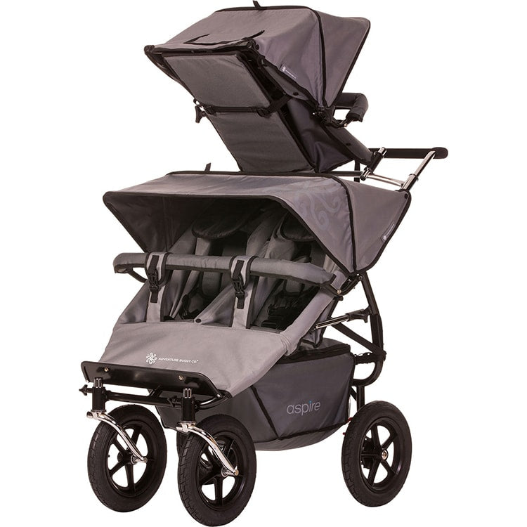 Aspire Twin Buggy Solo Accessory Seat Triple Stroller