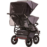 Quad Stroller by Adventure Buggy Co.  with Sun mesh